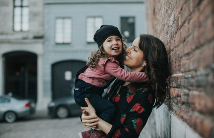 Un projet de couture facile : un bonnet pour bébé slouchy beanie