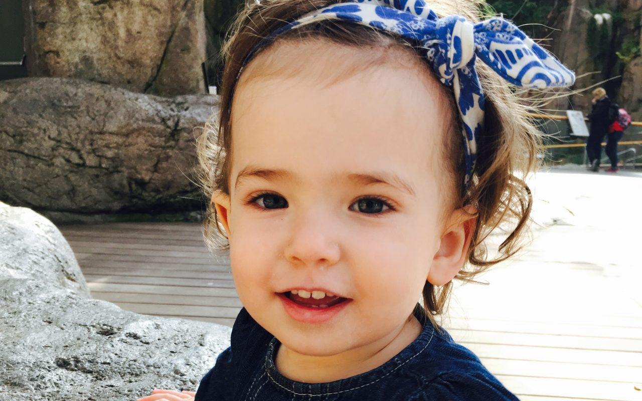 Tutoriel couture gratuit : un bandeau de bébé trop mignon