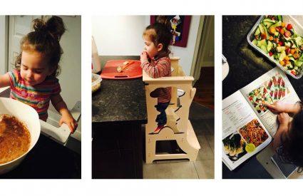 Les meilleurs trucs pour cuisiner avec son enfant