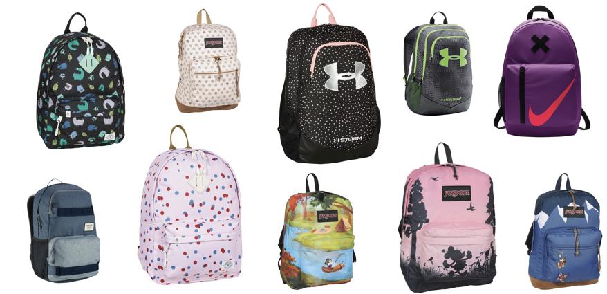 8a5f4fabc4 Ici, nous avons été gâtés par Sports Experts qui nous a envoyé un adorable  sac coloré Parkland. Choupinette en est follement amoureuse!