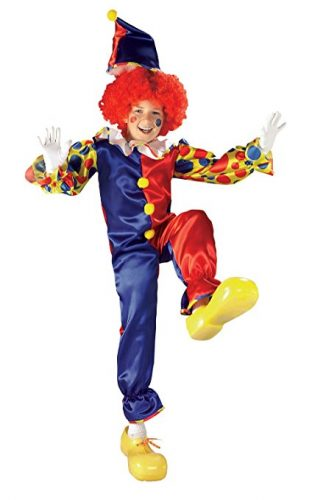Halloween costume deguisement cirque circus clown 2