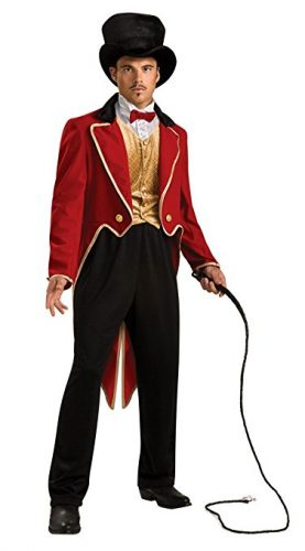 Halloween costume deguisement cirque circus clown 4