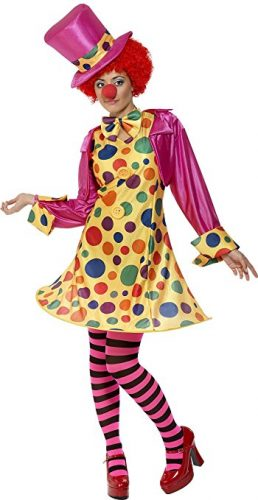 Halloween costume deguisement cirque circus clown 5