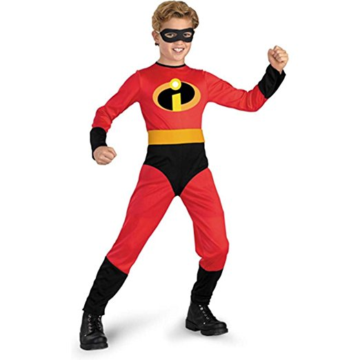 halloween adulte enfant famille incroyables incredibles 1