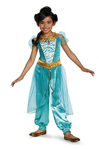 halloween costume deguisement aladdin jasmine 1