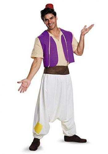 halloween costume deguisement aladdin jasmine 2