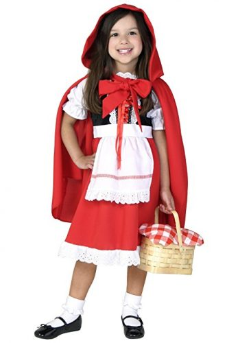 halloween costume deguisement chaperon rouge loup 1
