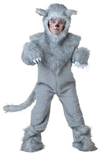halloween costume deguisement chaperon rouge loup 3