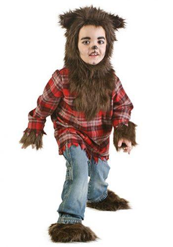 halloween costume deguisement chaperon rouge loup 6