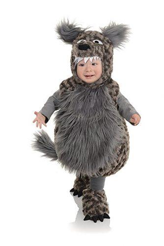 halloween costume deguisement chaperon rouge loup 8