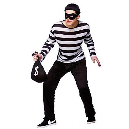 halloween costume deguisement enfant adulte policier 4