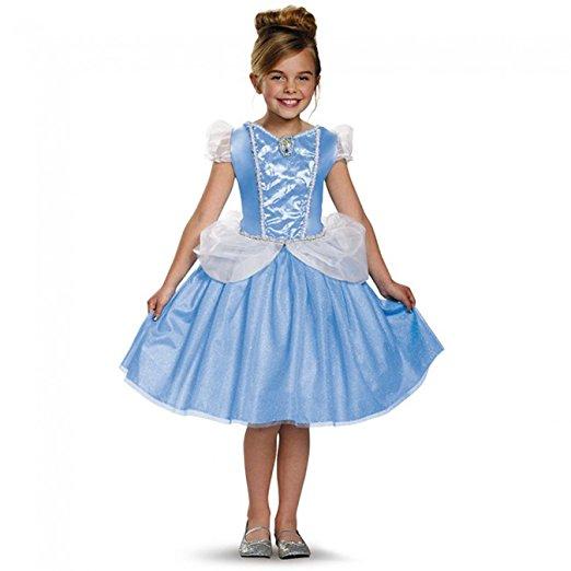 halloween costume deguisement princesse cendrillon 1