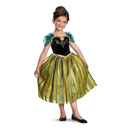 halloween costume deguisement princesse frozen 1