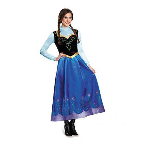 halloween costume deguisement princesse frozen 3