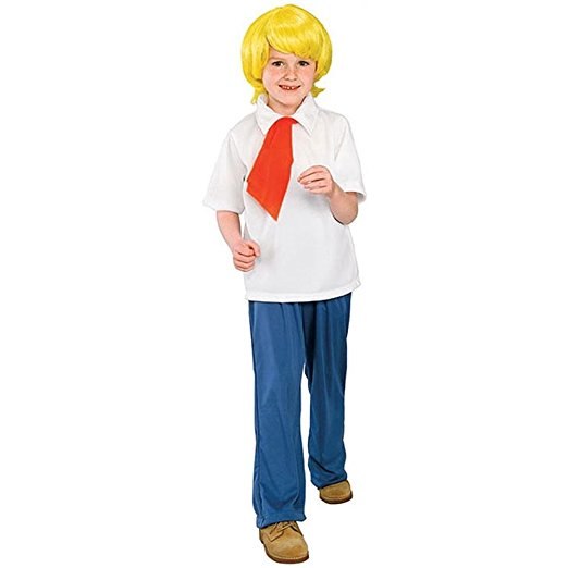 halloween costume deguisement scooby doo 4