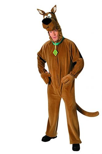 halloween costume deguisement scooby doo 5