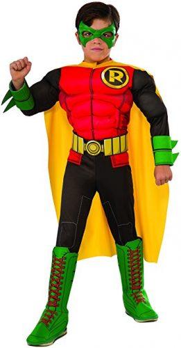 halloween deguisement costume enfant adulte batman 5