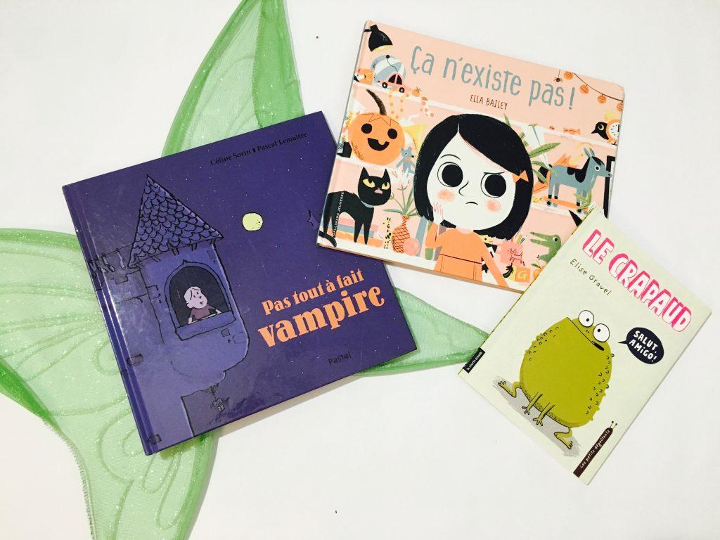 3 Livres D Halloween A Devorer Maman Favoris