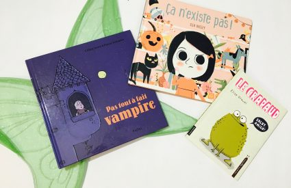 3 livres d'Halloween à dévorer avec vos enfants
