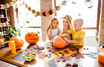 10 activités d'orthophoniste pour l'Halloween