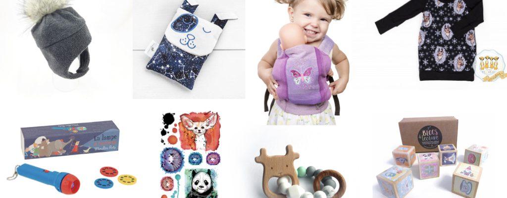 30 idées parfaites pour le bas de Noël des bébés et enfants