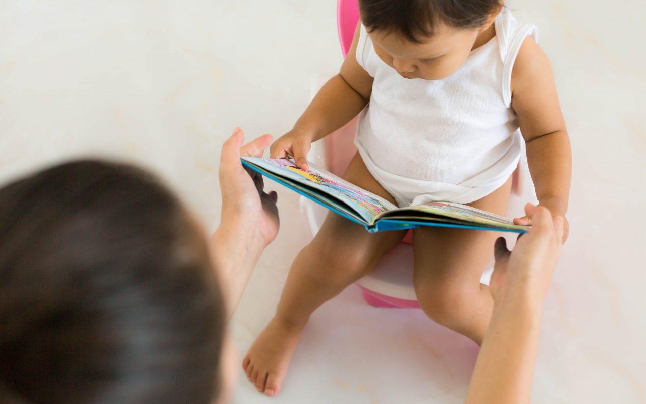 8 trucs pour aider votre enfant à devenir propre