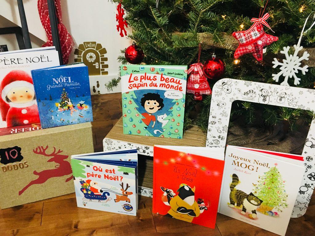Livre Noel Enfant 7 livres de Noël magiques pour enfants | Maman Favoris