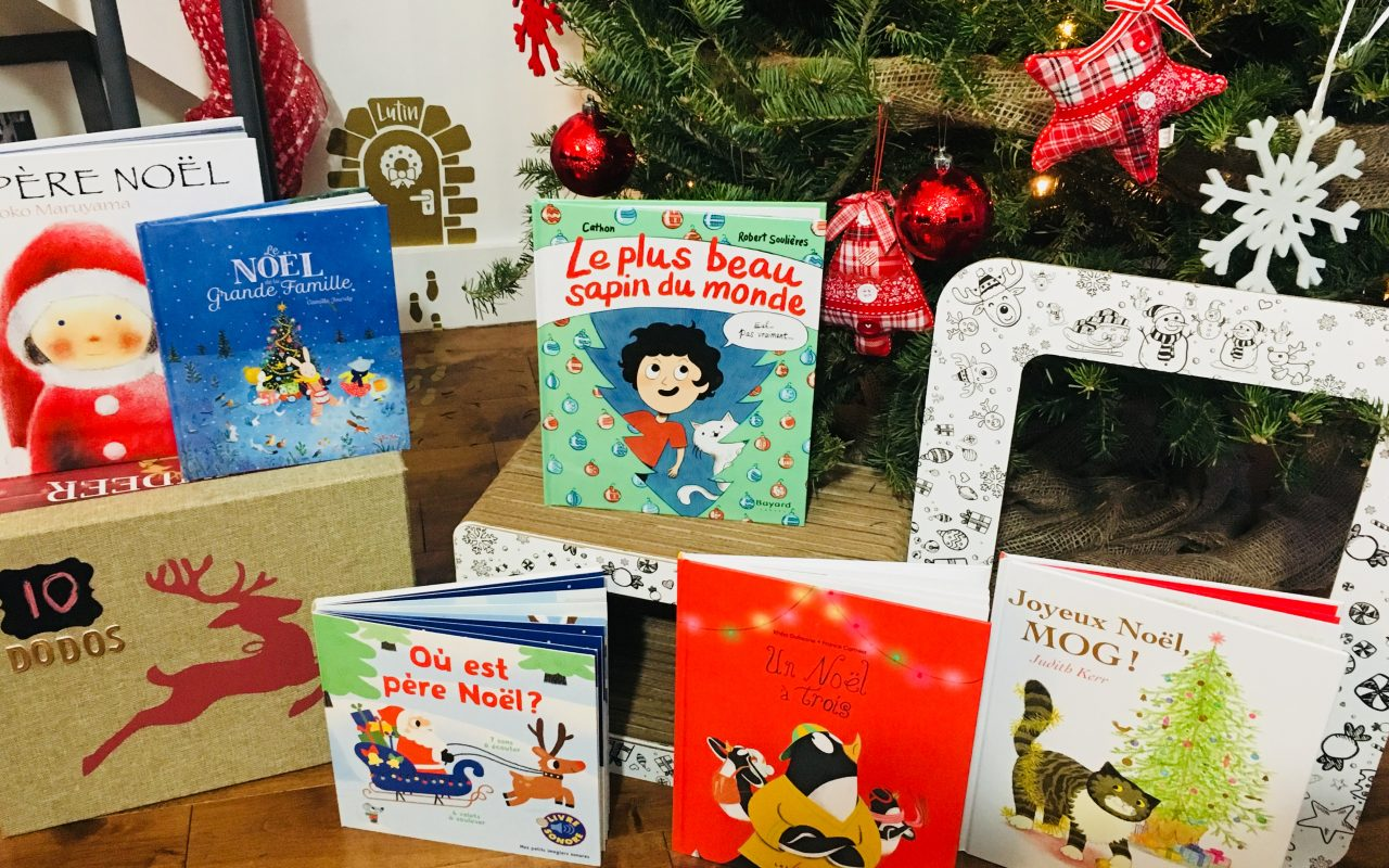 7 livres de Noël magiques pour petits et grand enfants