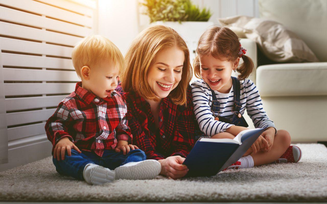 5 bonnes raisons de lire un livre à son enfant
