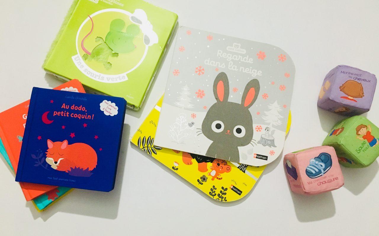 Livres Pour Bebes Cartonnes Maman Favoris