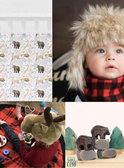 Mes favoris Made in Québec: Petits coureurs des bois