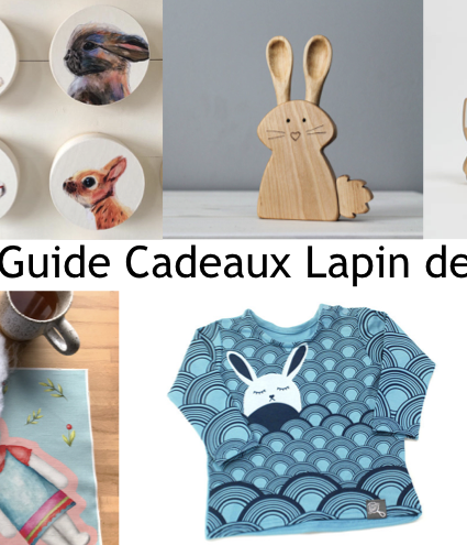 Mes cadeaux favoris Made in Québec: Lapins de Pâques