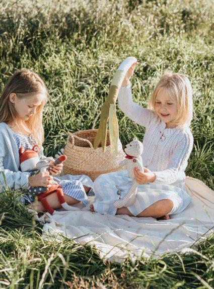 14 poupées de chiffon fabriquées avec amour au Québec