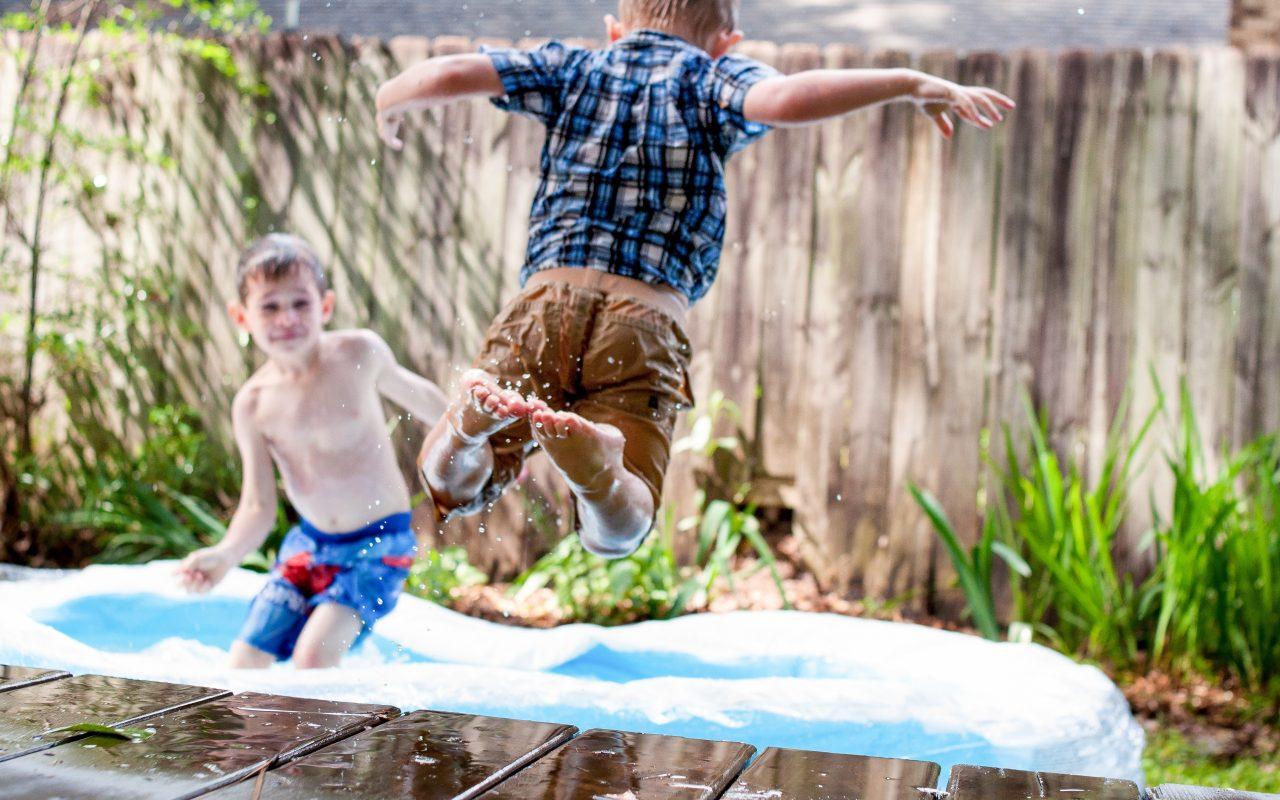 Les meilleurs jeux d'été pour enfants