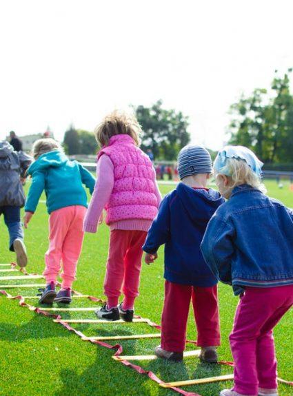 4 trucs pour donner le goût de bouger aux enfants