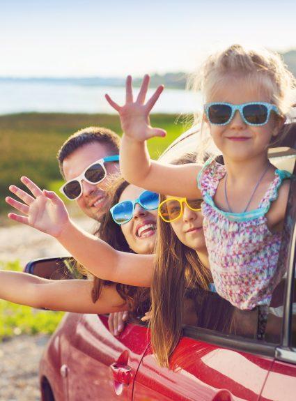 10 essentiels pour un «roadtrip» en famille