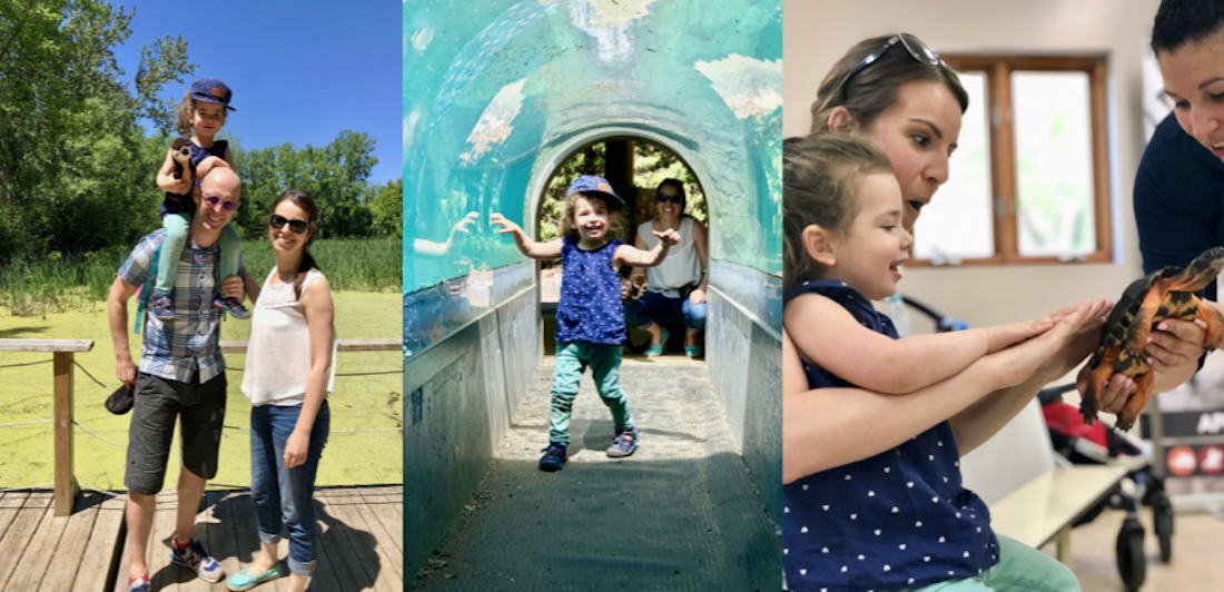 Coup de coeur pour le seul et unique Zoo extérieur de Montréal: le Zoo Ecomuseum