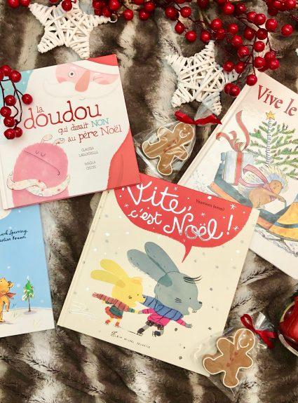 4 livres de Noël à savourer en attendant le Père Noël