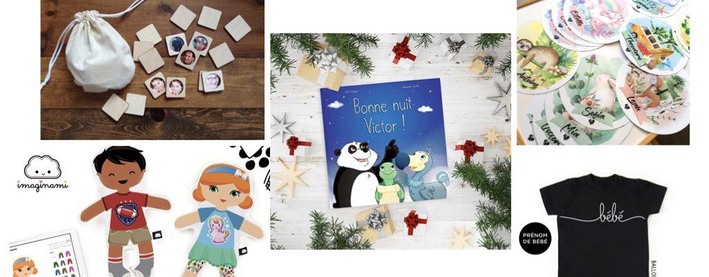 15 cadeaux personnalisés pour enfant Made in Québec