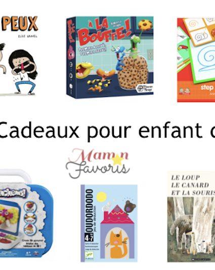 «LE» Guide Cadeaux pour enfant 3-6 ans 2018