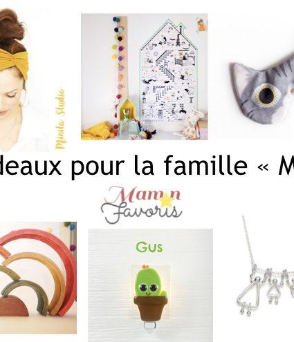 «LE» Guide Cadeaux pour la famille Made in Québec
