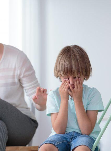 Mon enfant est victime d'intimidation. Que faire?