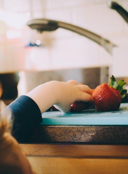 Cuisiner avec les enfants pour le temps des Fêtes, oh que oui!