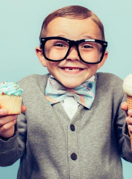 Le dessert et les enfants: 5 réponses d'une nutritionniste