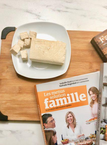 Les meilleures recettes rapides pour la famille : Tofu