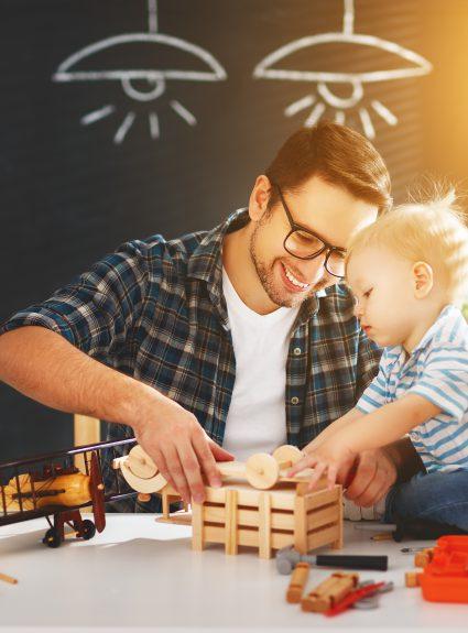 5 bonnes raisons de jouer à des jeux de société avec vos enfants