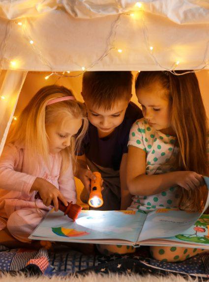 10 idées déco pour le coin lecture des enfants