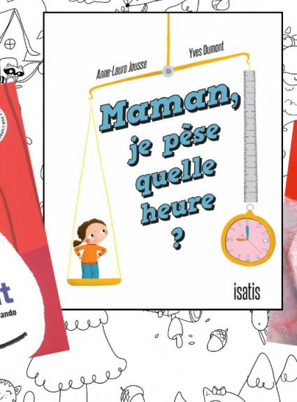 3 albums jeunesse pour explorer les mathématiques