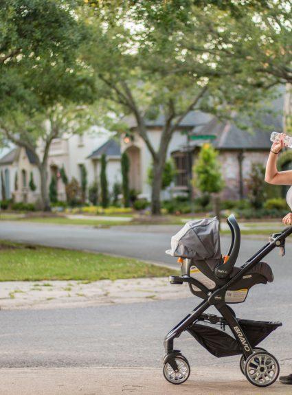 3 exercices à faire le lendemain de ton accouchement