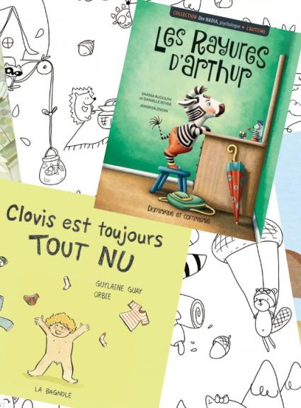 4 albums jeunesse pour parler d'autisme avec les enfants